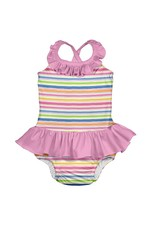I Play One Piece Ruffled Swimsuit with Built-In Swim Diaper SALE!!!