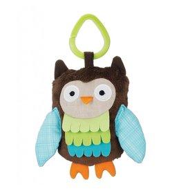 Skip*Hop Wise Owl Stroller Toy