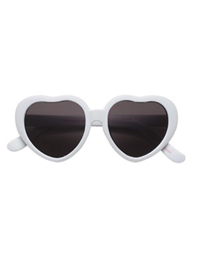 Teeny Tiny Optics Heart Shaped Baby Sunglasses