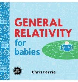 General Relativity for Babies Board Book