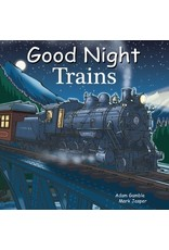 Penguin Random House Good Night Trains