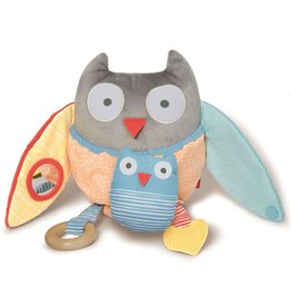 Skip*Hop Hug & Hide Owl Toy by Skip Hop