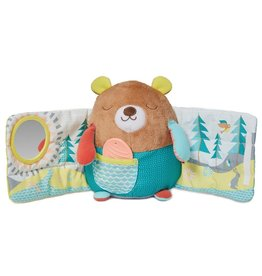 Skip*Hop Camping Cubs Activity Bear