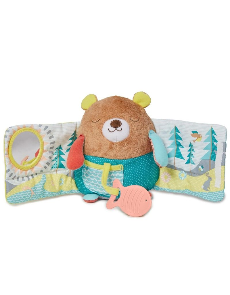 Skip*Hop Camping Cubs Activity Bear