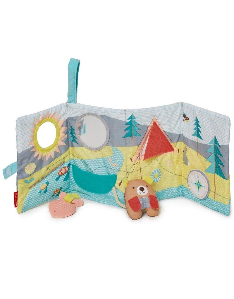 Skip*Hop Camping Cubs Soft Adventure Book