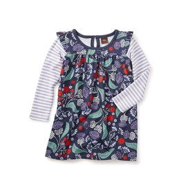 Tea Collection Thistle Baby Mighty Mini Dress