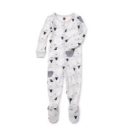 Tea Collection Baa Baa Baby Pajamas