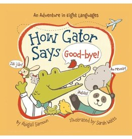 How Gator Says Goodbye
