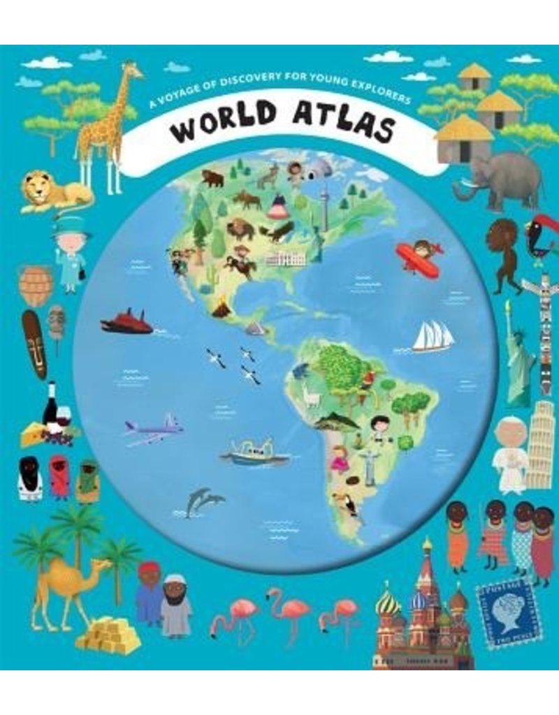 Kid's World Atlas