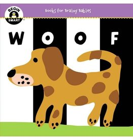 Woof Board Book