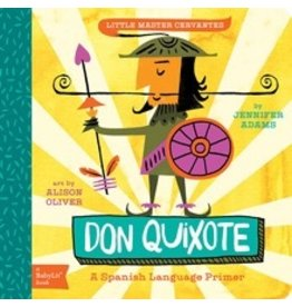 Don Quixote: A Spanish Language Primer