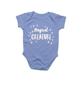 Rock Scissor Paper Magical Creature Onesie