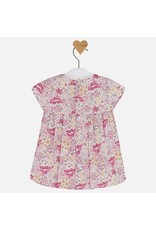 Mayoral Floral Baby Dress