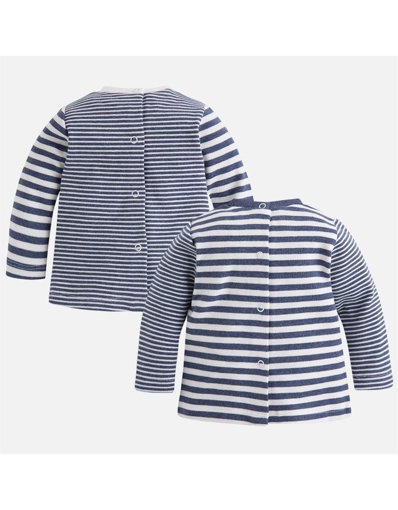 Mayoral Long Sleeved Shirt w/ Pocket
