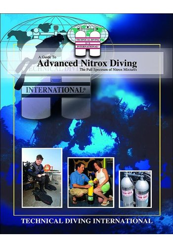 TDI / SDI / ERDI TDI Advanced Nitrox Manual with Knowledge Quest