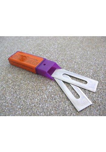 EEZYCUT EEZYCUT TRILOBITE - Replacement Blades (2 Pack)