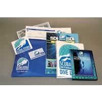 SDI Open Water Book Kit