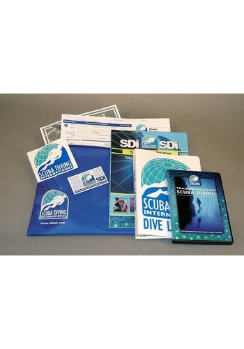 TDI / SDI / ERDI SDI Open Water Book Kit