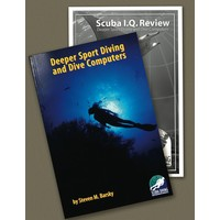 SDI Deeper Diving & Dive Computers Manual with Knowledge Quest