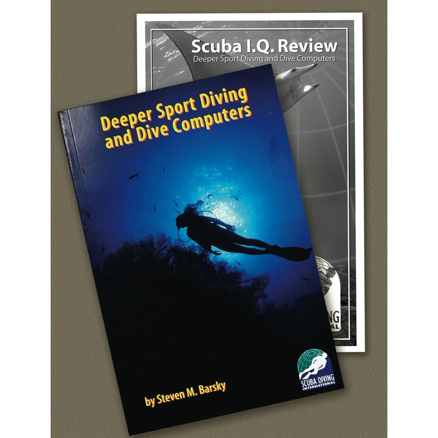 SDI Deep Diver & Dive Computers Manual with Knowledge Quest