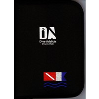 Low Profile 3-Ring Log Book - No Pages