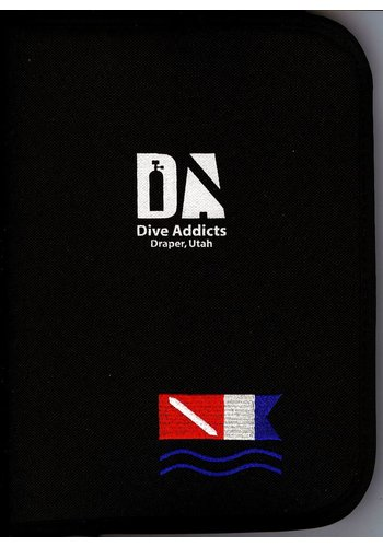 Innovative Scuba Concepts Low Profile 3-Ring Log Book - No Pages