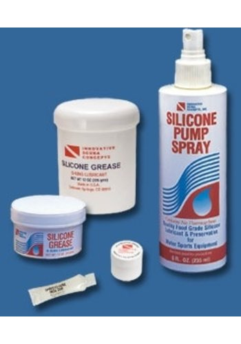 Innovative Scuba Concepts Silicone Grease (1/4 oz)