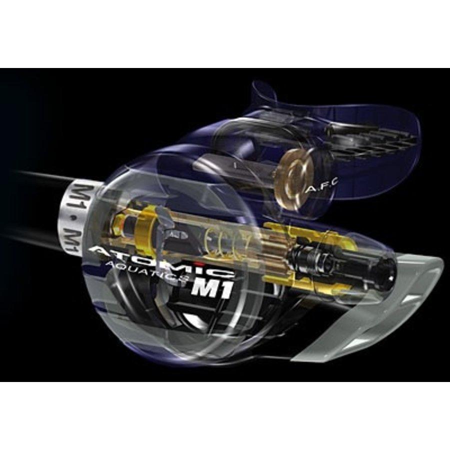 Atomic M1, Sealed