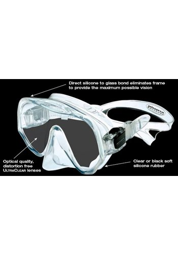 Atomic Aquatics Atomic Frameless Mask