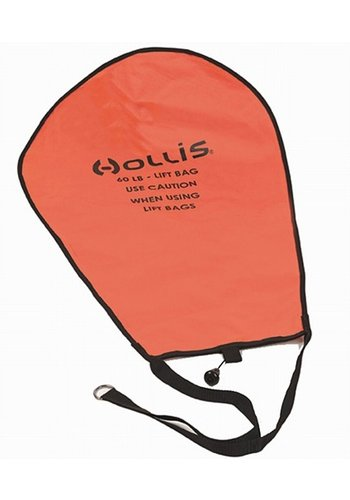 Hollis Hollis Orange 60lb Lift Bag