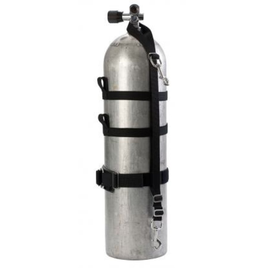 Dive Rite Nomad Bottle Rigging