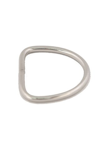 "Dive Rite Stainless Steel 2"" D Ring"