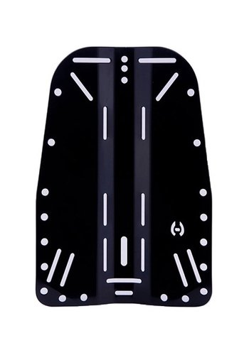 Hollis Hollis Aluminum Backplate, Black