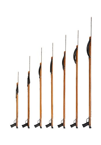 Riffe Riffe Euro Series Spearguns - Laminated Teak
