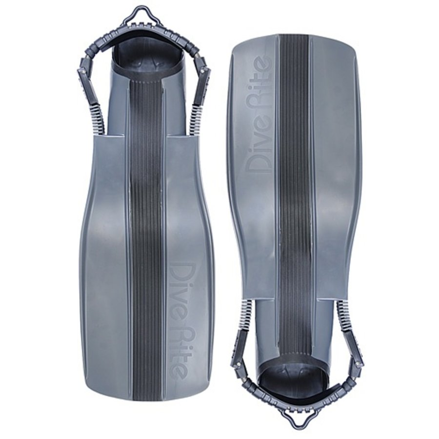 Dive Rite EXP Fins w/ SS Spring Heel