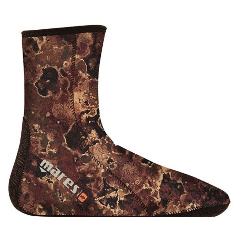 Mares Camo Socks 3mm