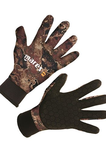 Mares Mares Camo Spearfishing Gloves