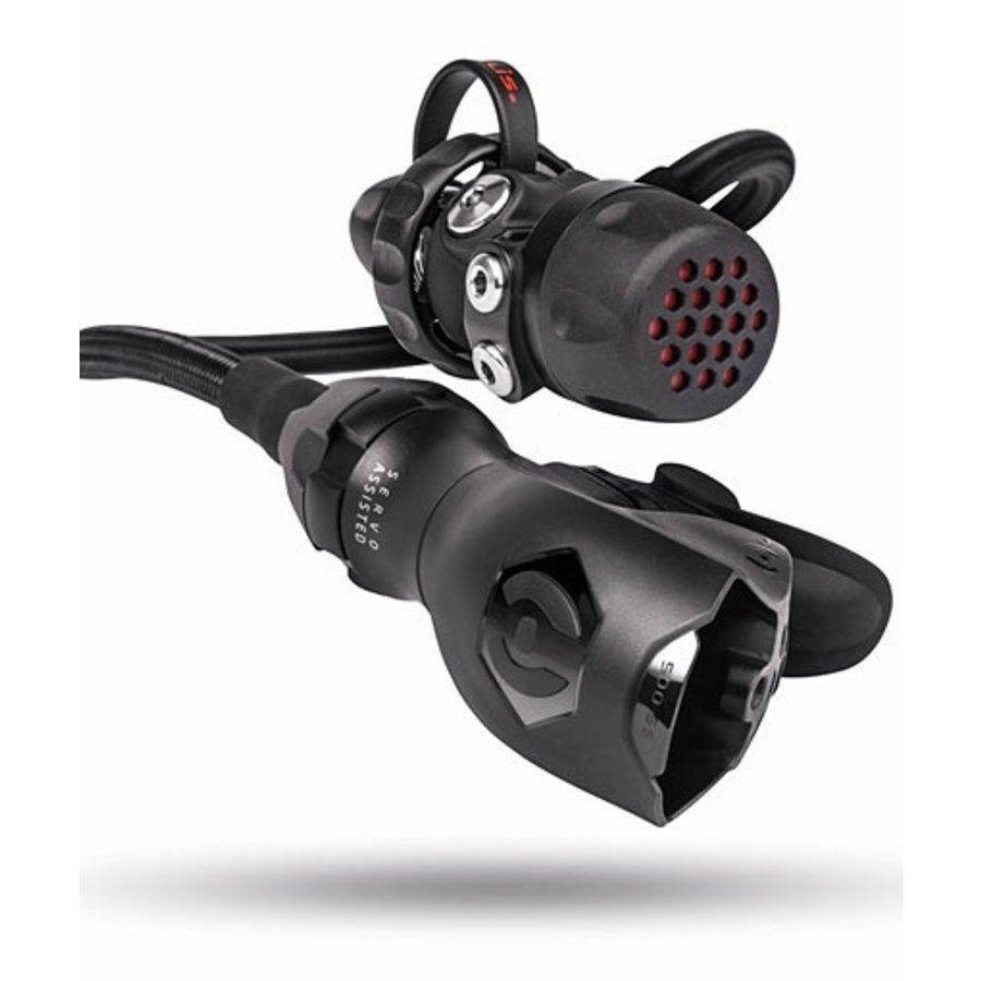 Hollis 500SE DC7 W/ Maxflex hose Regulator
