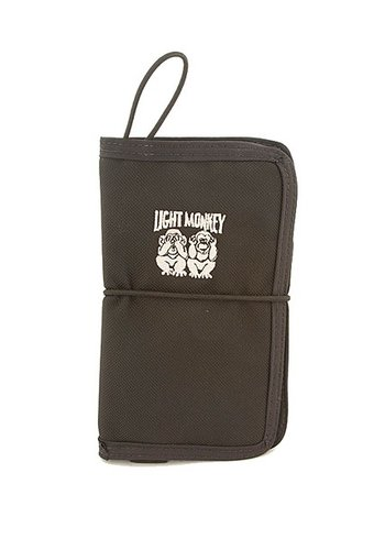 Light Monkey Light Monkey Wet Note Book w/ Cordura Cover & Pencil
