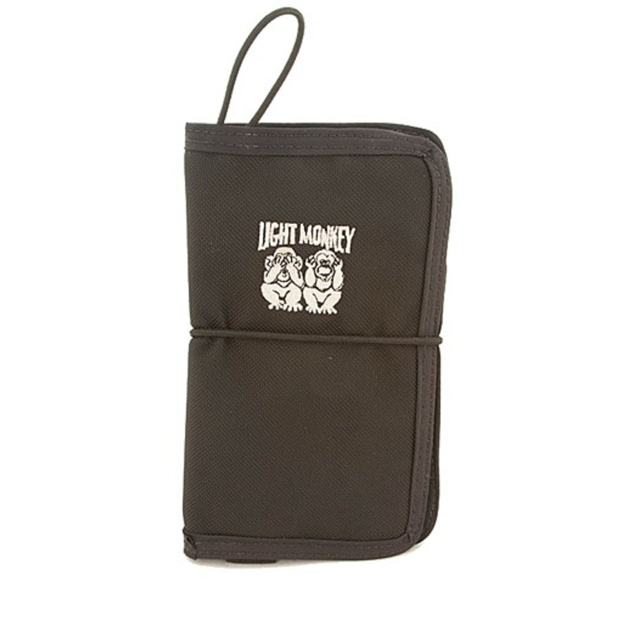 Light Monkey Wet Note Book w/ Cordura Cover & Pencil