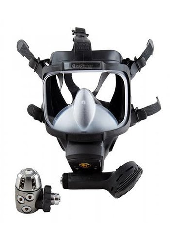 Poseidon Poseidon Atmosphere Full Face Mask Package - w/ 1st stage