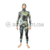 Riffe Digi-Tek 5mm Open Cell Farmer John Wetsuit
