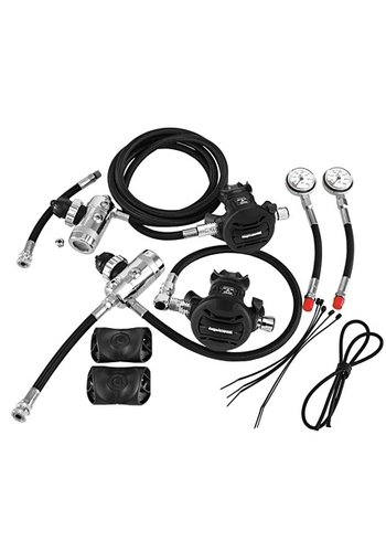 Apeks Apeks Sidemount Regulator Kit