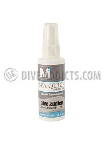 McNett Sea Quick Defog Spray 2 oz.