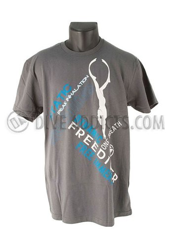 Dive Addicts Dive Addicts Freediver T-Shirt