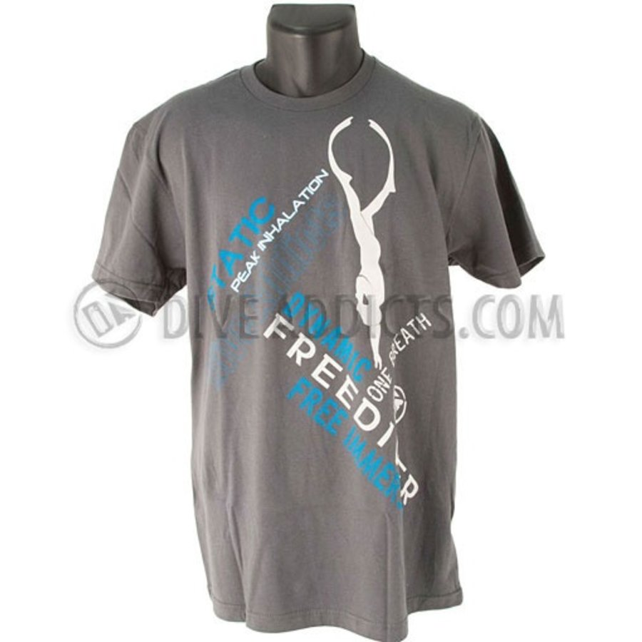 Dive Addicts Freediver T-Shirt