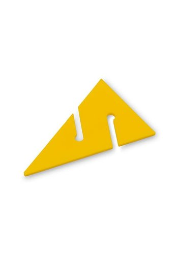 SubGravity SubGravity Line Marker Arrow, Large Yellow
