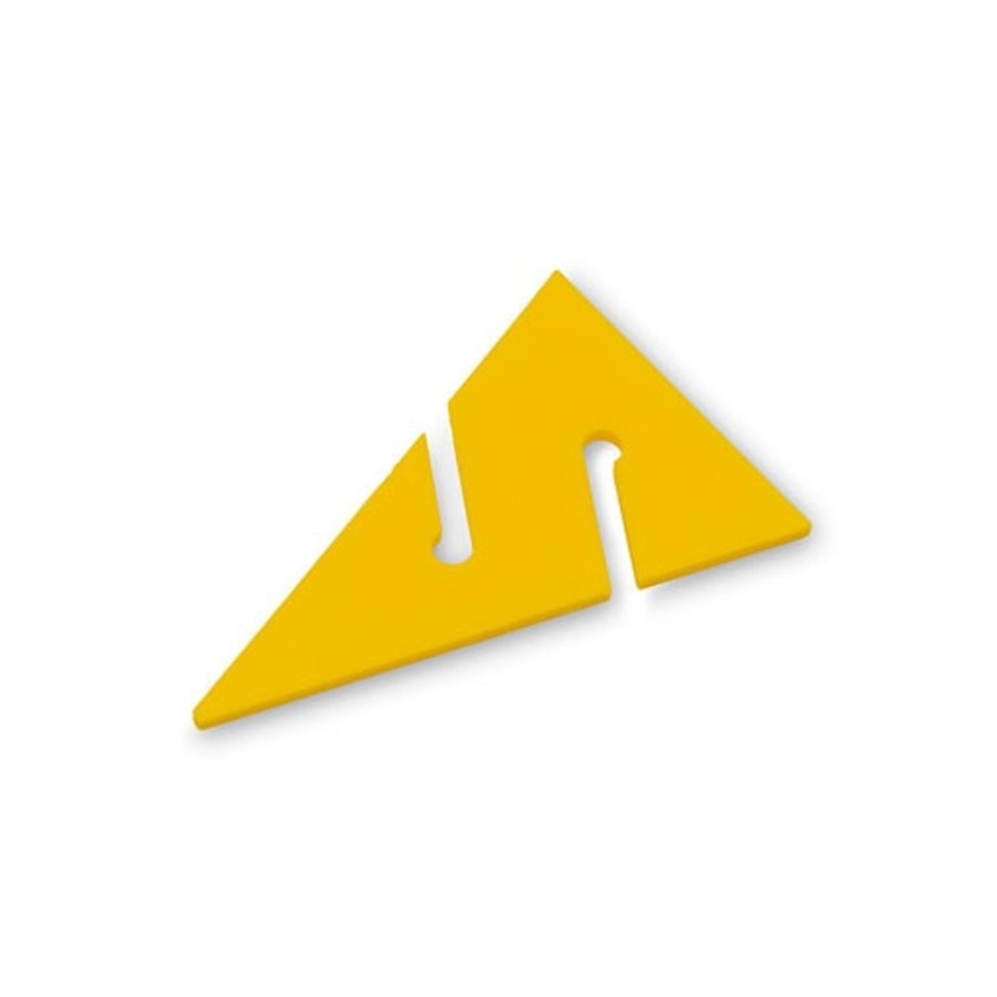 SubGravity Line Marker Arrow, Large Yellow