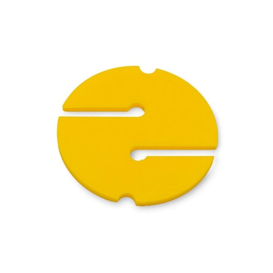 SubGravity Non-directive Line Marker (Cookie) Yellow