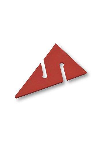 SubGravity SubGravity Line Marker Arrow, Large Red
